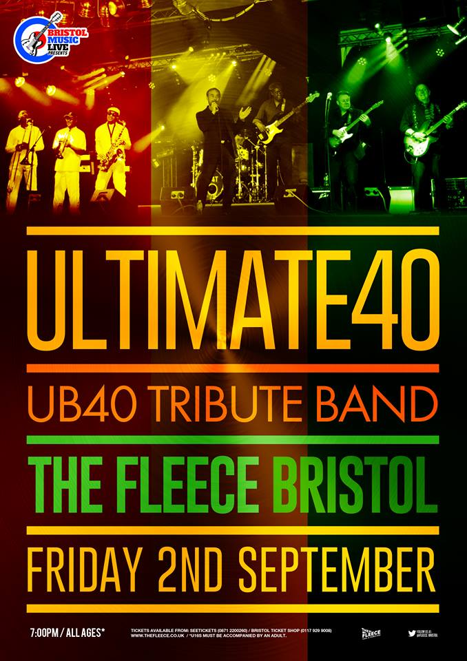 Ultimate 40 Master poster