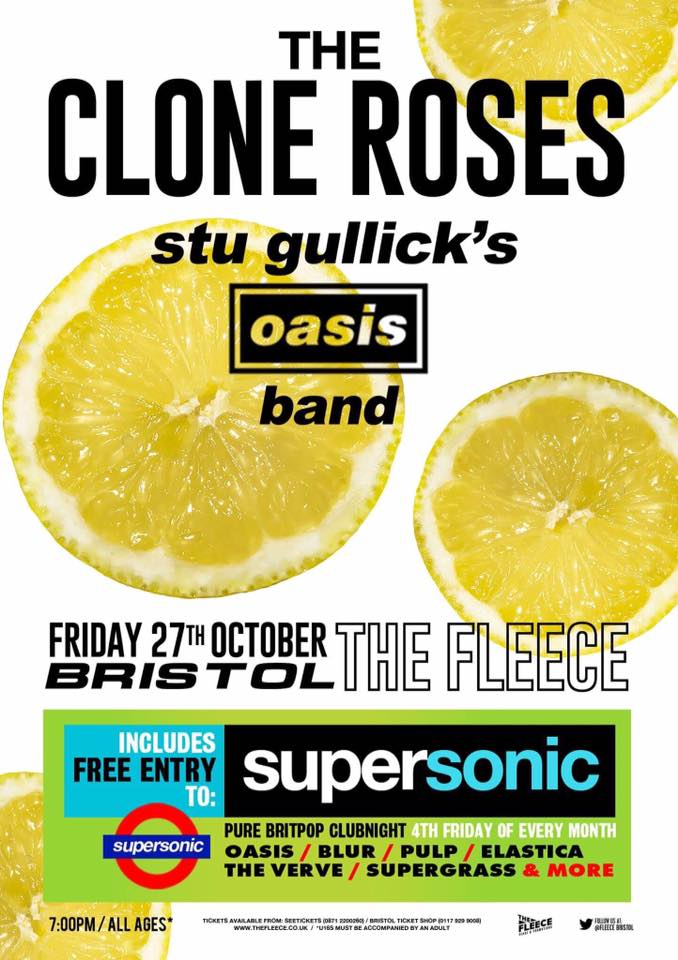 Clone Roses poster Oct 17